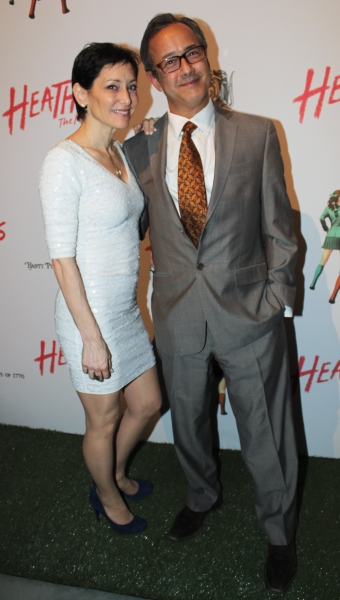 Amy Powers and J. Todd Harris
