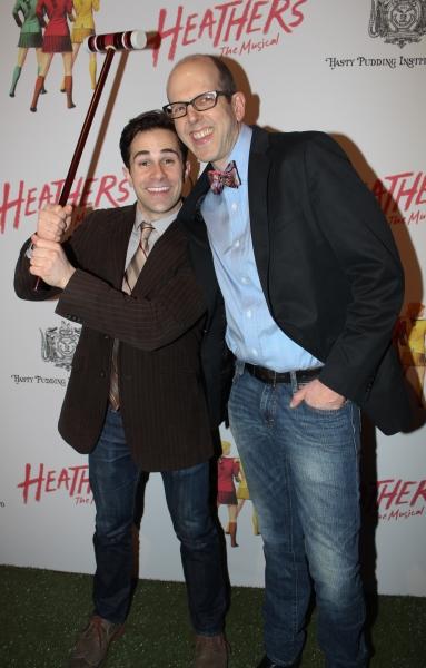 Brett Ryback and Jeff Blumenkrantz
