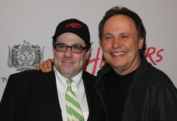 Andy Fickman and Billy Crystal