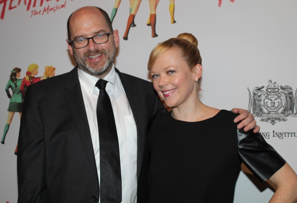 Daniel Waters and Emily Bergl