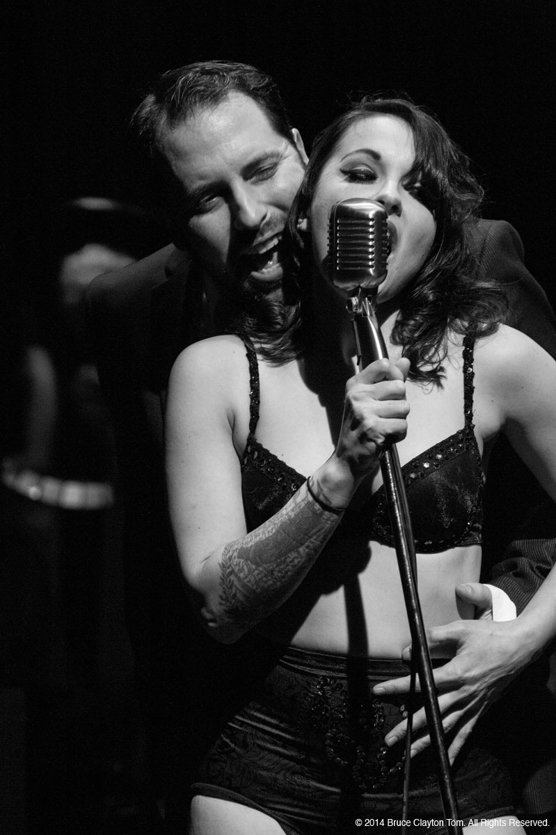 BWW Reviews: SEATTLE VICE at ACT Remembers the Smutty Fun