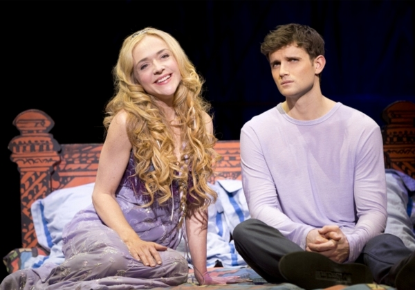 Photo Flash: They've Got Magic to Do! First Look at Ciara Renee & Kyle Dean Massey in Broadway's PIPPIN
