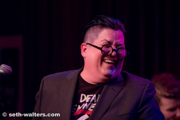 Photo Flash: Alan Cumming, Alice Ripley, Lea DeLaria & More Join Lance Horne for Broadway at Birdland Debut!