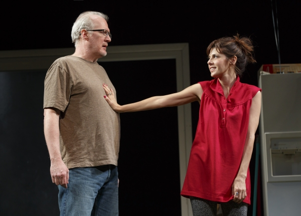 Photo Flash: First Look at Toni Collette, Michael C. Hall, Tracy Letts & Marisa Tomei in THE REALISTIC JONESES