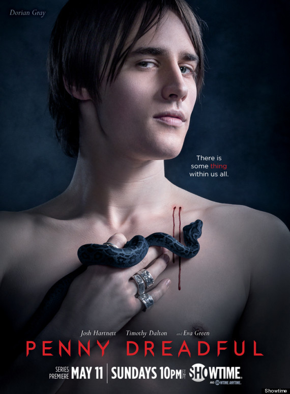 New Preview Of PENNY DREADFUL With Reeve Carney & More