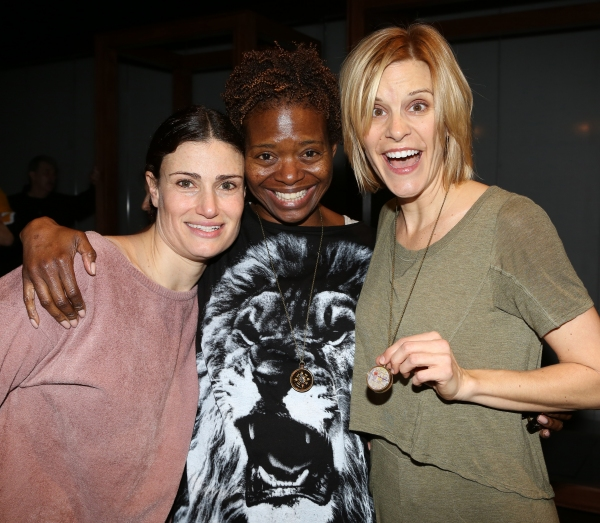 Exclusive Photo Coverage: Inside the IF/THEN Gypsy Robe Ceremony!
