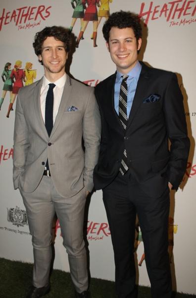 Evan Todd and Jon Eidson