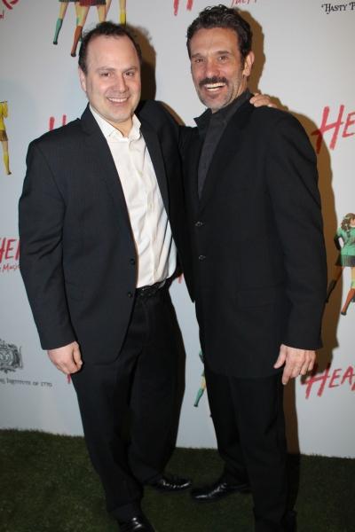 Photo Coverage: Barrett Wilbert Weed, Ryan McCartan & HEATHERS Company Celebrate Opening Night!