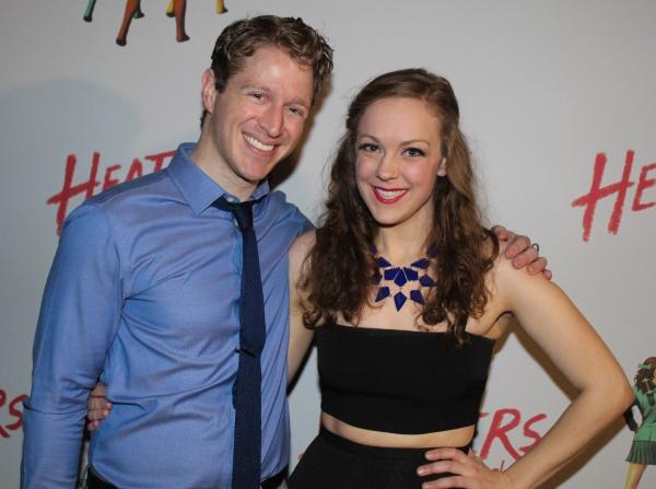 Dustin Sullivan and Rachel Flynn