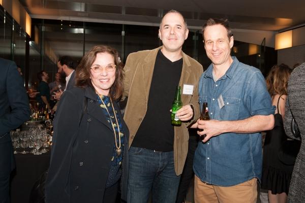 Marsha Norman, David Auburn, and Stephen Belber Photo