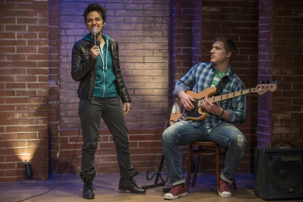 Photo Flash: First Look at About Face & Silk Road's BRAHMAN/I: A ONE-HIJRA STAND-UP COMEDY SHOW