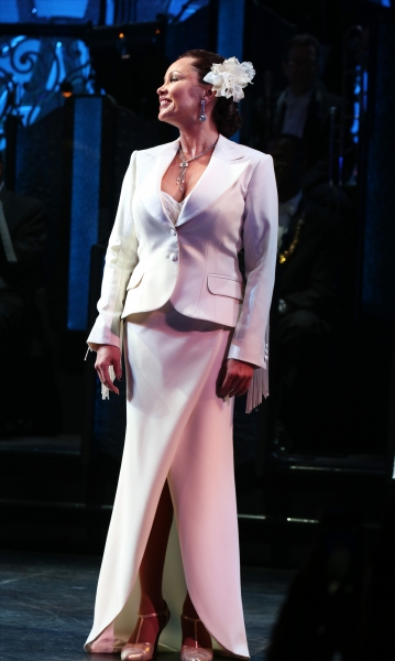 Photo Coverage: Vanessa Williams Returns to Broadway in AFTER MIDNIGHT- Inside Her Curtain Call!