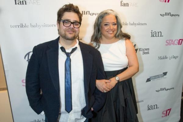 Kieran Turner and Ondine Landa Abramson