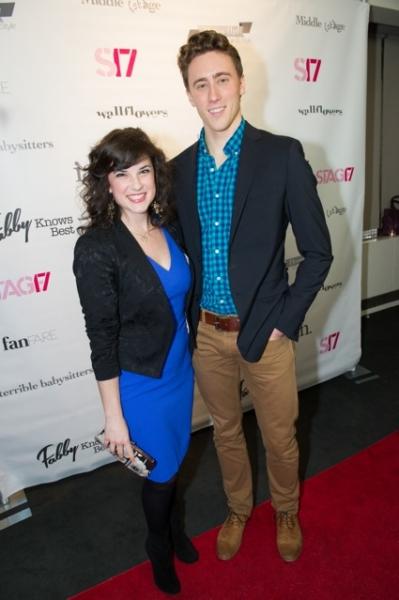 Veronica Kuehn and Darren Bluestone