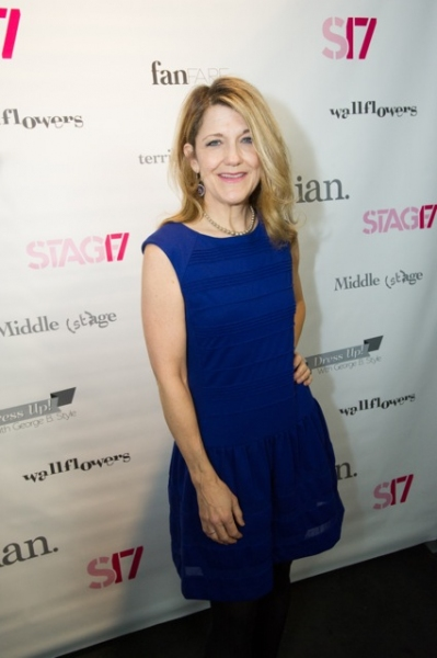 Photo Flash: Inside the Stage17 Launch Party with Kate Baldwin, George Brescia, Judy McLane & More
