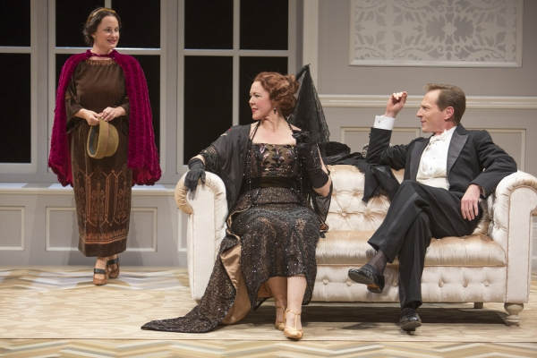 Photo Flash: First Look at The Old Globe's TIME AND THE CONWAYS