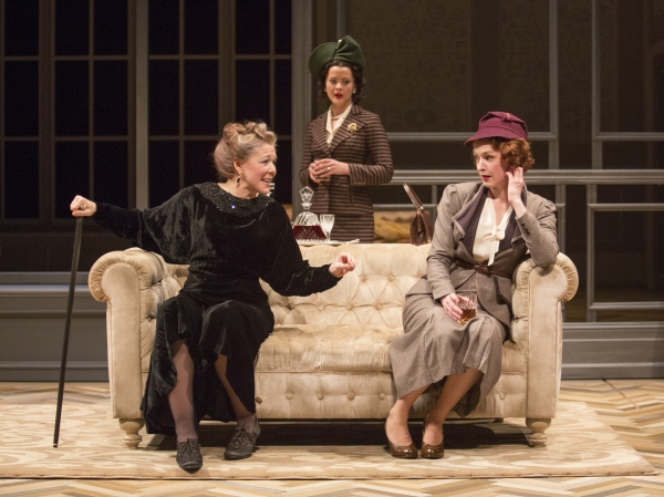Kim Martin-Cotten as Mrs. Conway, Rose Hemingway as Hazel Conway, and Amanda Quaid as Kay Conway