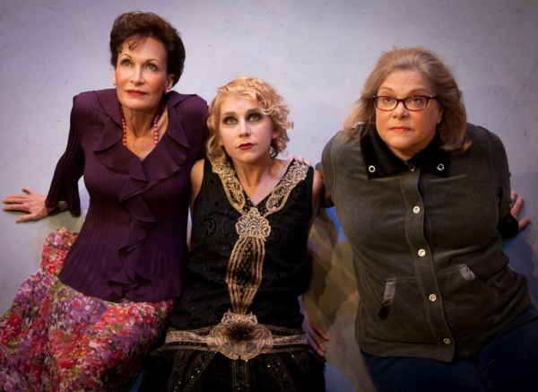 Babs George, Molly Karrasch, Mary Agen Cox Photo
