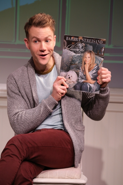 Photo Flash: First Look at Christopher J. Hanke in BUYER & CELLAR