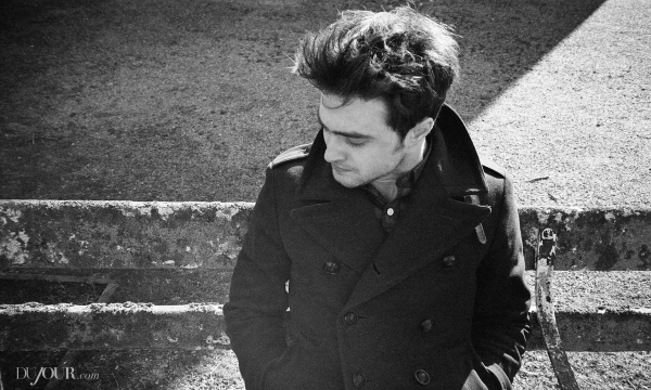 Photo Flash: Daniel Radcliffe Poses for Dujour; Actor Talks 'INISHMAAN', Dark Roles, NYC Parties and More!