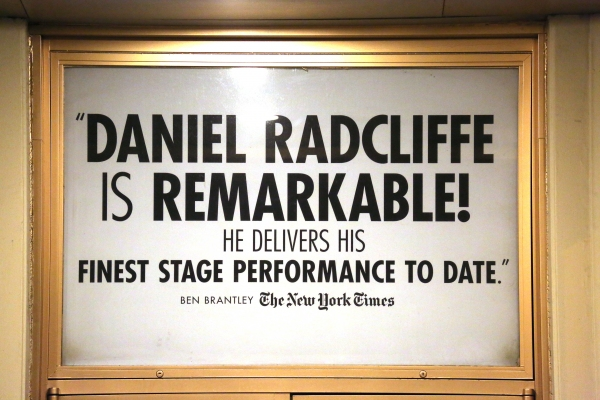 Up on the Marquee: THE CRIPPLE OF INISHMAAN