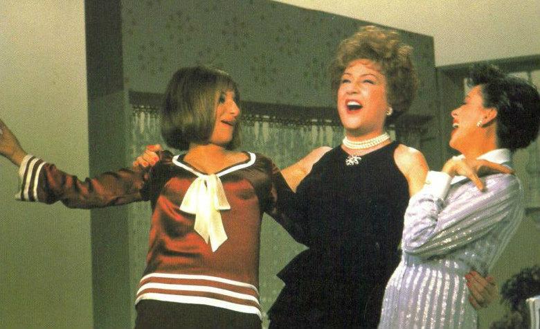 THEATRICAL THROWBACK THURSDAY: Judy, Barbra & Ethel Schmooze & Sing Spectacularly