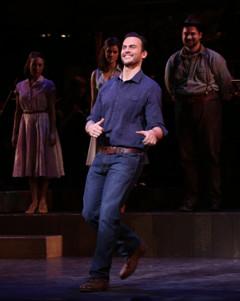 Photo Coverage: Go Inside Opening Night of Encores! THE MOST HAPPY FELLA!