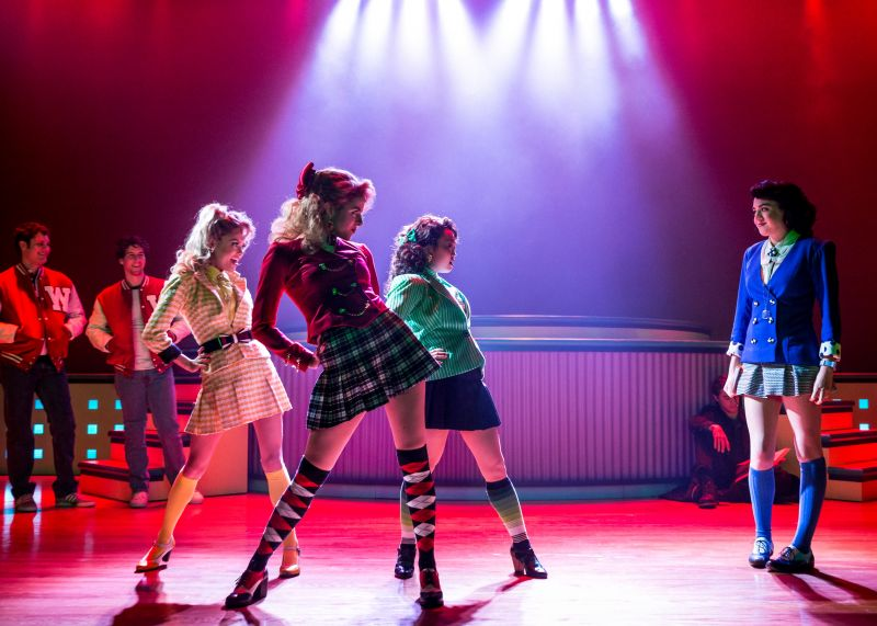 BWW Reviews:  Cliques and Jocks Get Theirs in HEATHERS