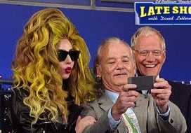 VIDEO: Lady Gaga Performs G.U.Y. & Dope on Special LETTERMAN Performance