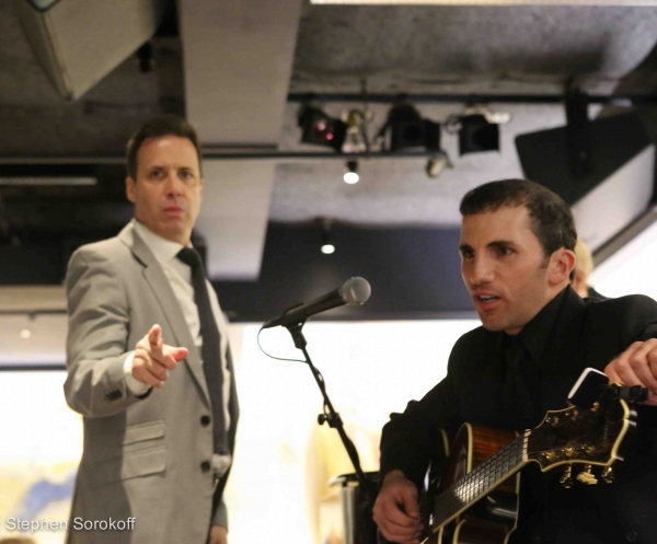 Photo Coverage: Dominic Chianse Plays Cafe Carlyle