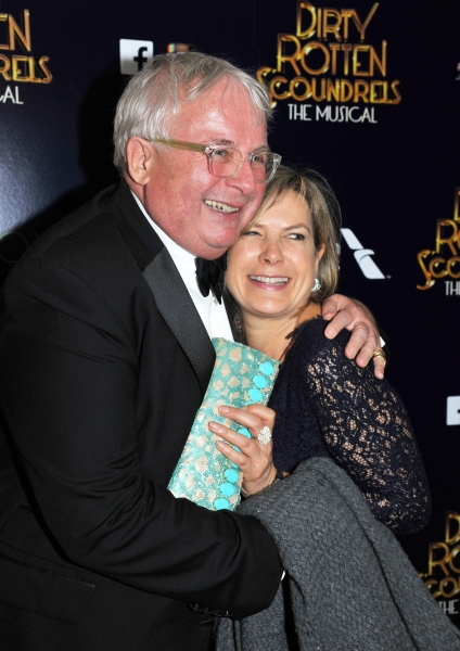 Christopher Biggins and Penny Smith