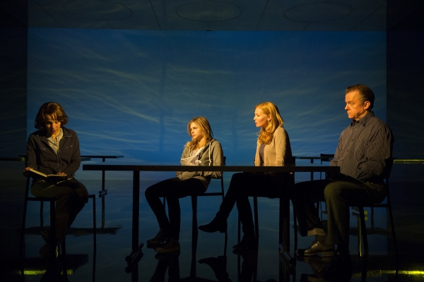 Photo Flash: First Look at Chloe Grace Moretz & More in Public Theater's THE LIBRARY