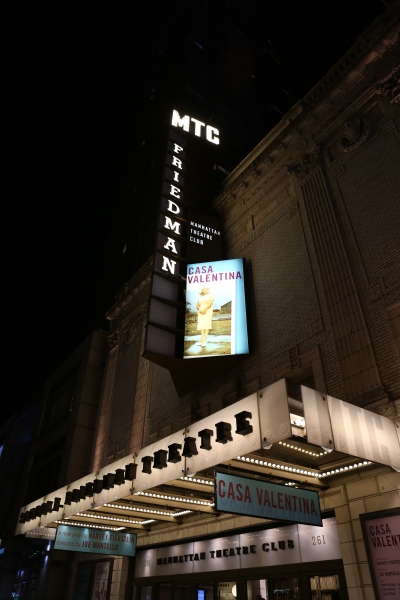 Up on the Marquee: CASA VALENTINA