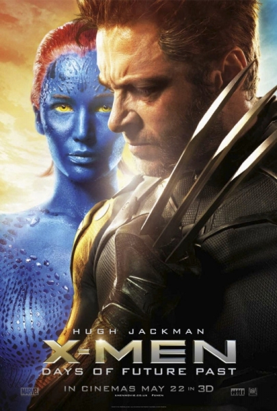 Photo Flash: First Look - New X-MEN DAYS OF FUTURE PAST Posters Revealed