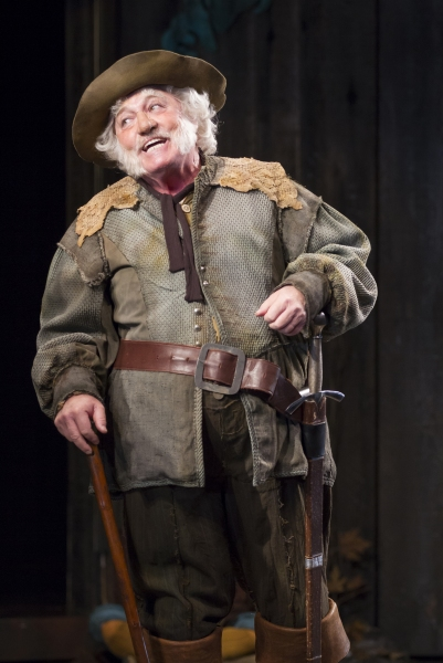 Photo Flash: First Look at Stacy Keach in Shakespeare Theatre Company's HENRY IV, PARTS 1 & 2