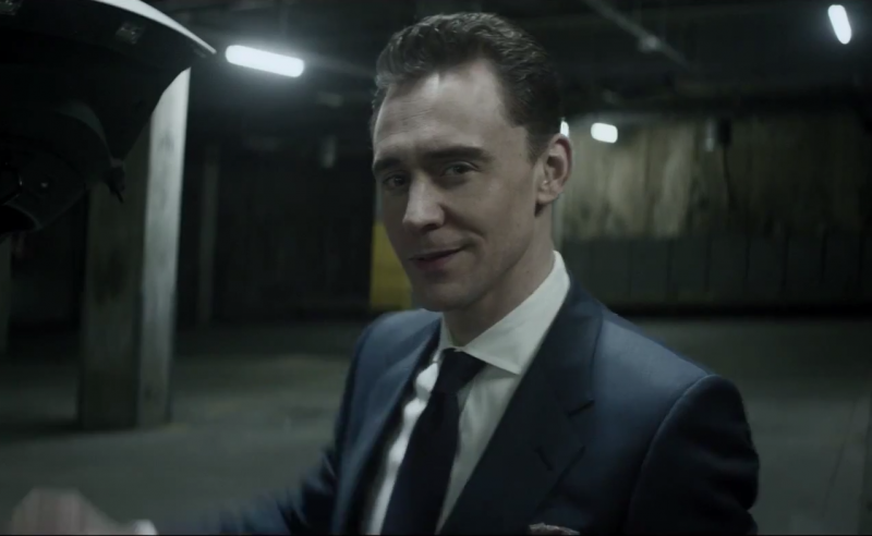 Tom Hiddleston Recites Shakespeare In Flashy New Jaguar ART OF VILLAINY Promo Film