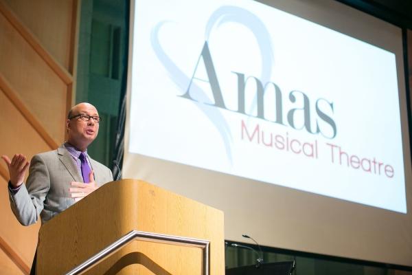 Photos: BWW's Richard Ridge, Broadway's Natalie Toro, Leslie Uggams and More at Amas Musical Theatre's 2014 Gala
