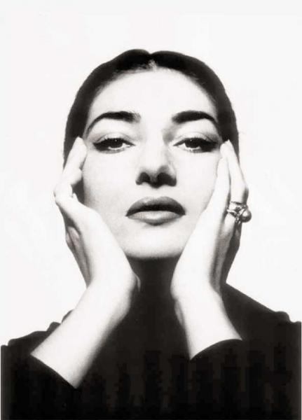 Maria Callas Photo