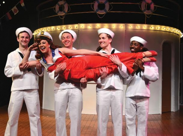 Photo Flash: First Look at Beef and Boards Dinner Theatre's ANYTHING GOES