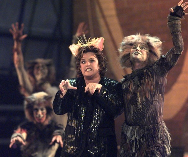 FLASH FRIDAY: Everything's Coming Up Rosie O'Donnell, 2014 Tony Award Honoree