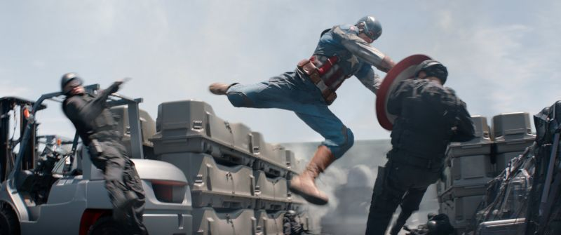 Review Roundup: CAPTAIN AMERICA Fights His Way Into Theaters