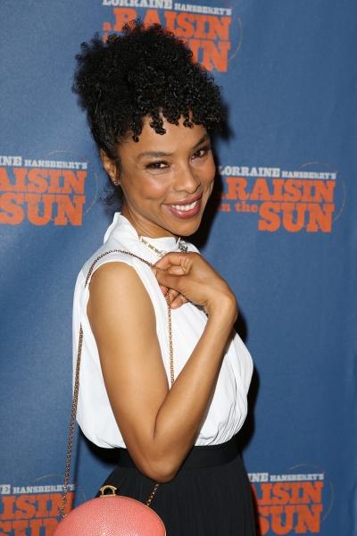 Photo Coverage: A RAISIN IN THE SUN Cast Celebrates Opening!