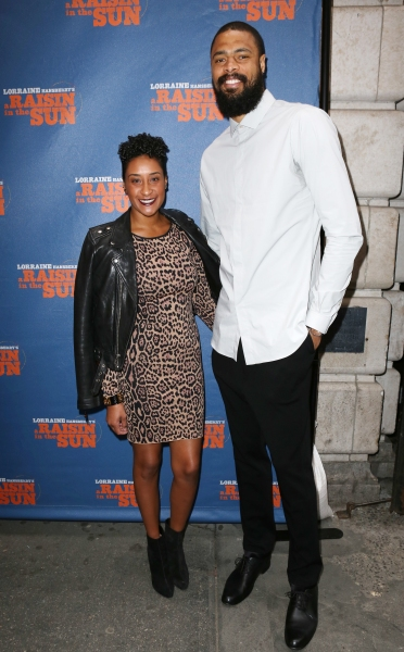 Kimberly Chandler and Tyson Chandler
