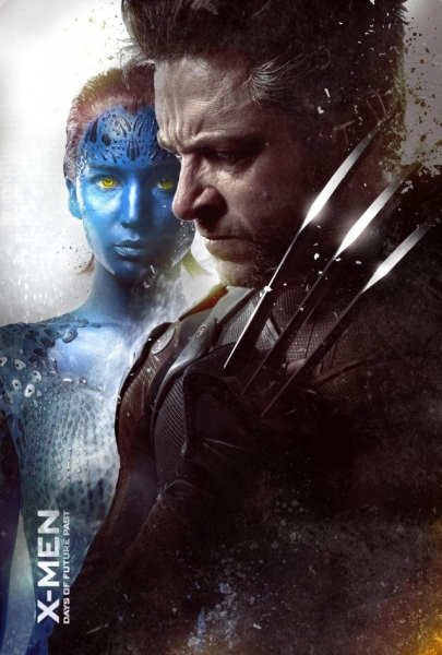 Photo Flash: 9 New Character Posters Emerge for X-MEN DAYS OF FUTURE PAST