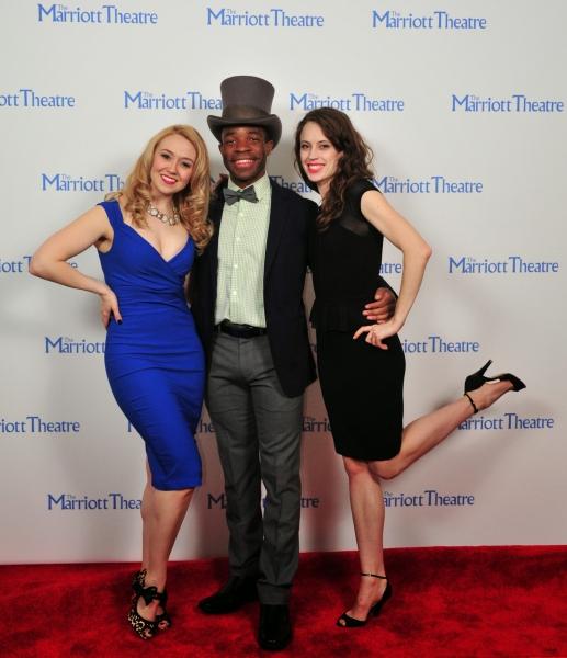 Photo Flash: Cast of Marriott Theatre's CATS Celebrates Opening Night