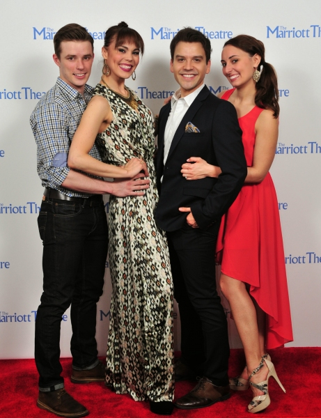 Photos: Cast of Marriott Theatre's CATS Celebrates Opening Night