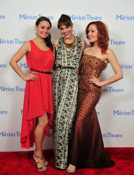 Shanna Heverly, Summer Naomi Smart, Alexandra Palkovic