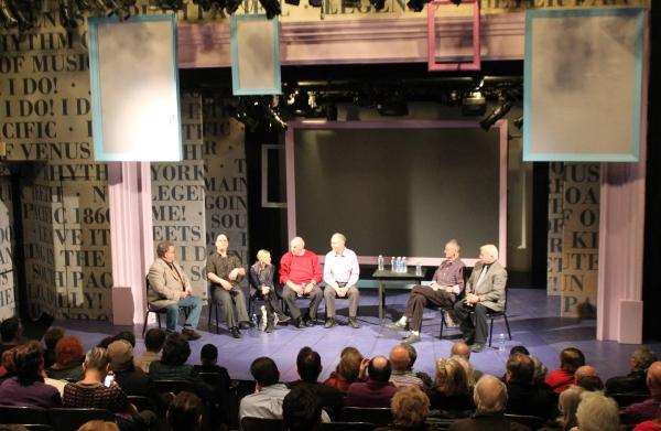 James Morgan, Stephen Cole, Sondra Lee, Robert Schear, John Sheridan, Carlton Carpenter and Ed Gaynes