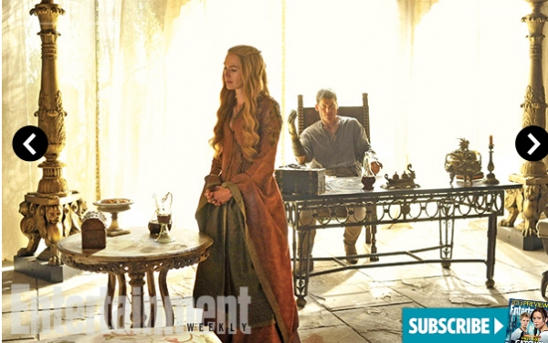 Photo Flash: First Look - Check Out 6 New Images from GAME OF THRONES Season 4