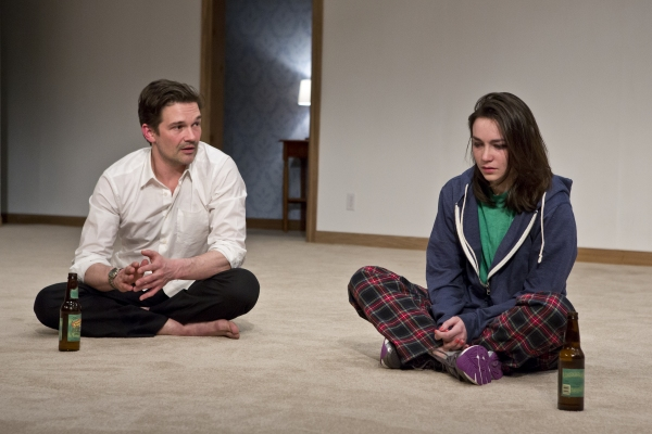 Photo Flash: First Look at YOUR MOTHER'S COPY OF THE KAMA SUTRA at Playwrights Horizons